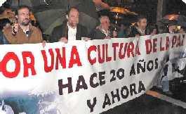 EL PSOE, con Belloch y Marcelino Iglesias a la cabeza, nos va a poner en el punto de mira del terrorismo islamista